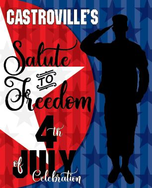 4th july logo Salute to Freedom