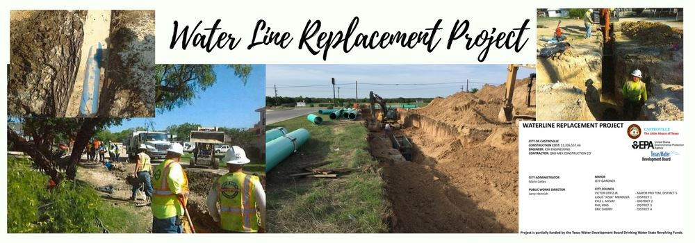 Waterline Replacement Project